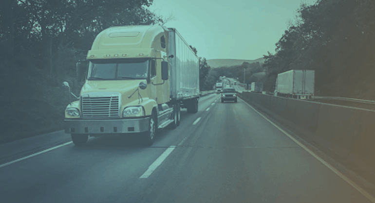 How to start a trucking company with just one truck